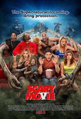 Poster do filme Scary MoVie 5 (Todo Mundo em Pânico)