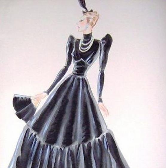 La vie c 39 est chic leisure la moda degli anni 30 nei for Disegni di casa alla moda
