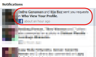 Facebook App Hoax Who View Your Profile