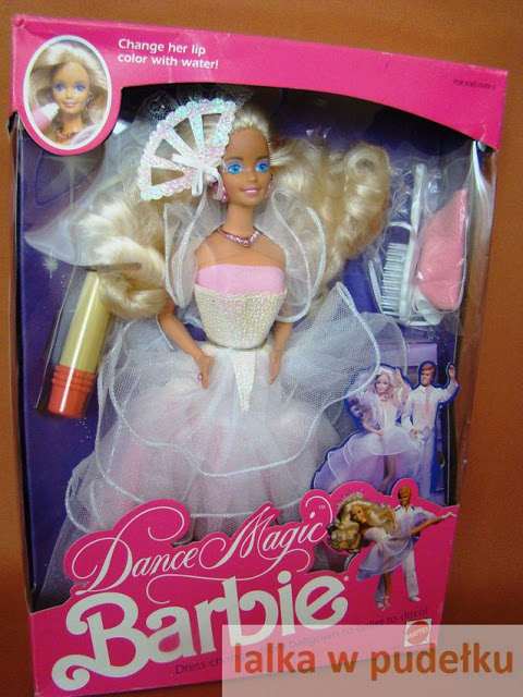 My queen of Barbie - Dance Magic 1989