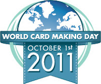World Card Making Day 2011