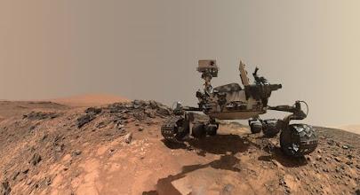 آیا موادی که کنجکاوی در مریخ یافته میتوانند ریشه زیستی داشته باشند؟