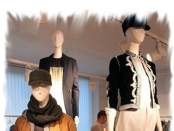 Надникване в колекцията на H&M за есен-зима 2013