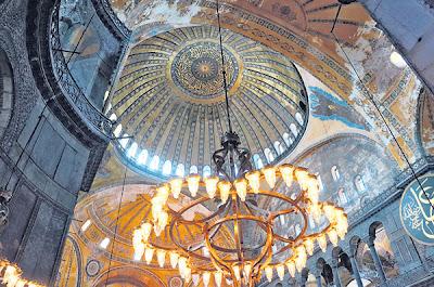 Koleksi, mewah, sultan, EMPAYAR, Uthmaniyah, Turki, Istana Topkapi