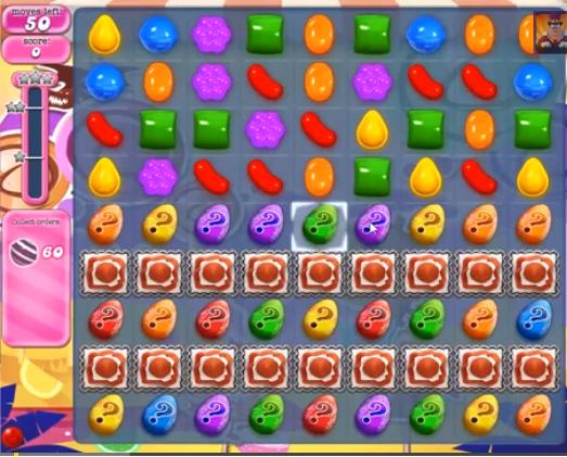 Level 304 | Candy Crush tips level 304