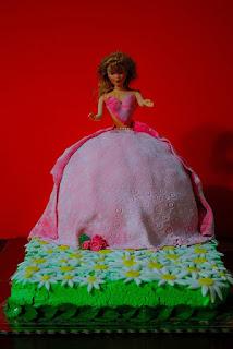 barbie torta cake diy fai da te milleideeperunafesta