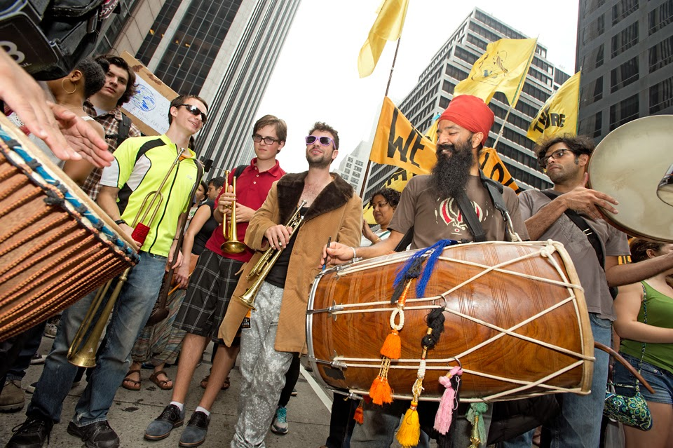 People's Climate March; Global Warming; New York City; Protest; Demonstration