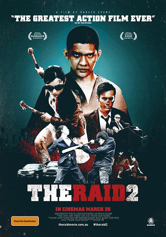 Raid 2 - http://sonyclassics.com/theraid2/