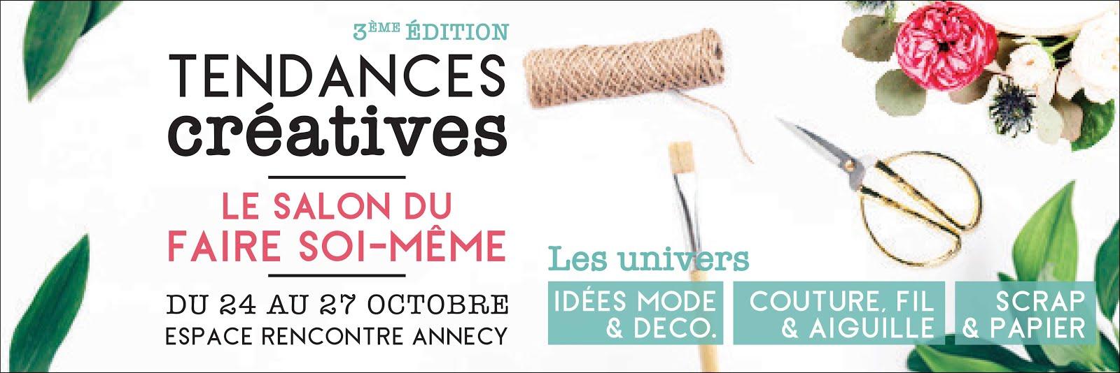 Tendances créatives à Annecy