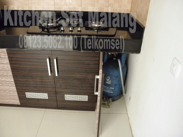 Jasa jual dan pembuatan kitchen set minimalis harga murah for Harga buat kitchen set