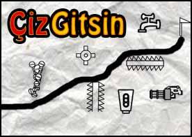 Çiz Gitsin Oyunu