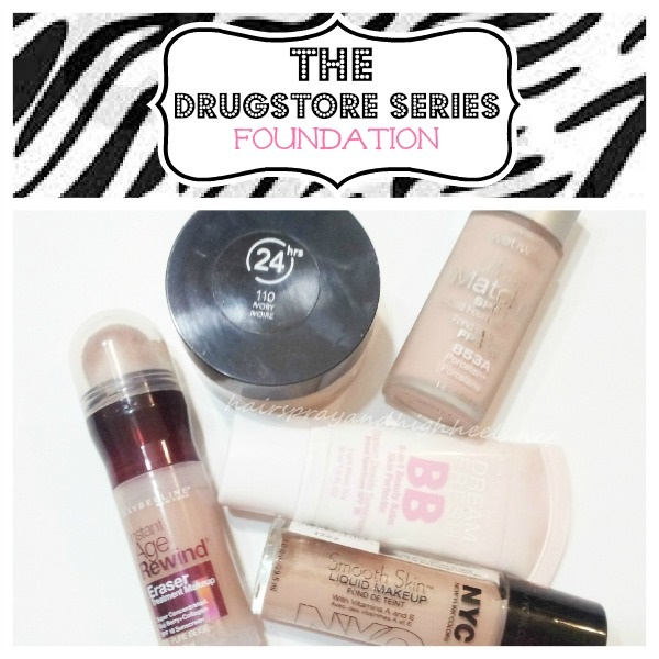 Drugstore Foundation