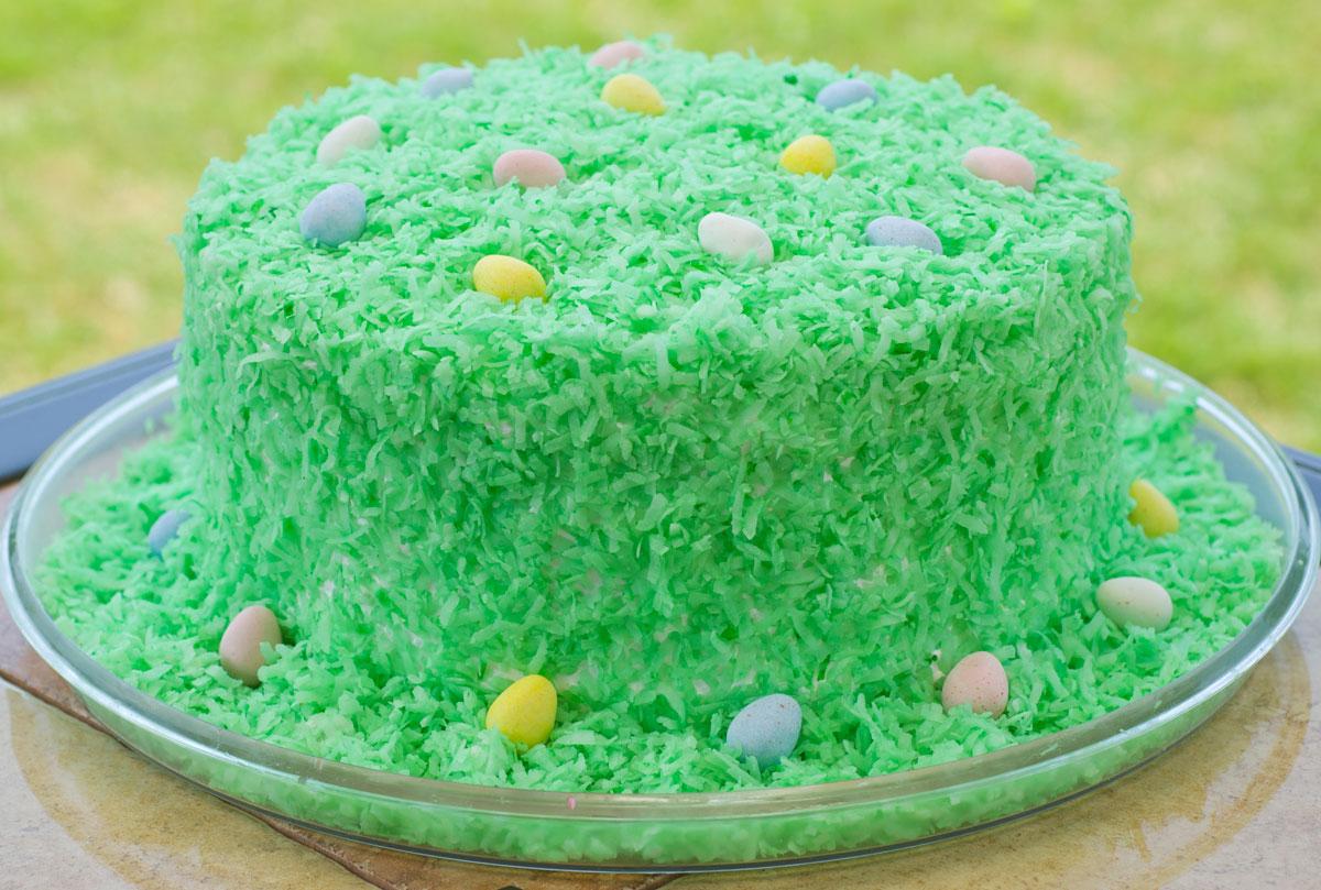 Coconut Cake - Saveur Mag