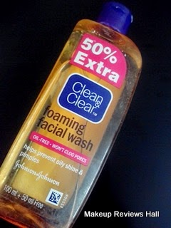 Clean & Clear Face Wash Review