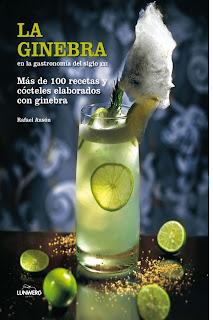 libro La ginebra en la gastronomía del siglo XXI