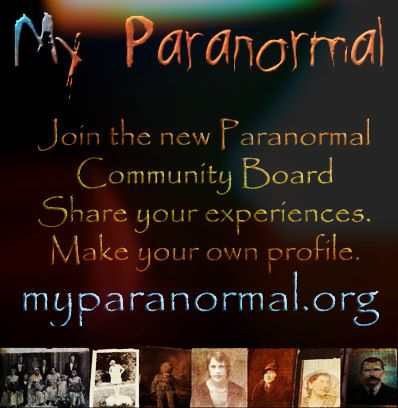 Join the Social Networking Site for Paranormal Investigators