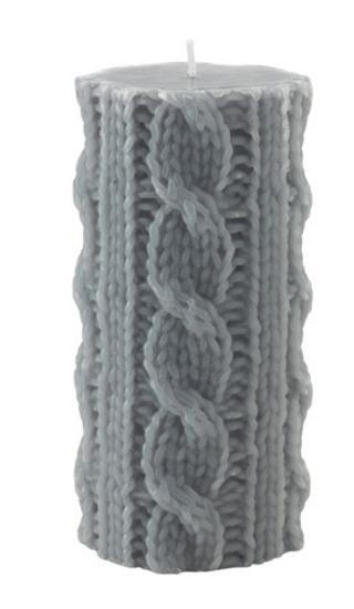 bougie chandelle laine chandail ikea
