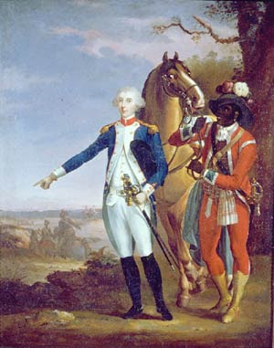the american revolution and blacks During the american revolutionary war, black soldiers did much to help win  independence from britain for the united states.