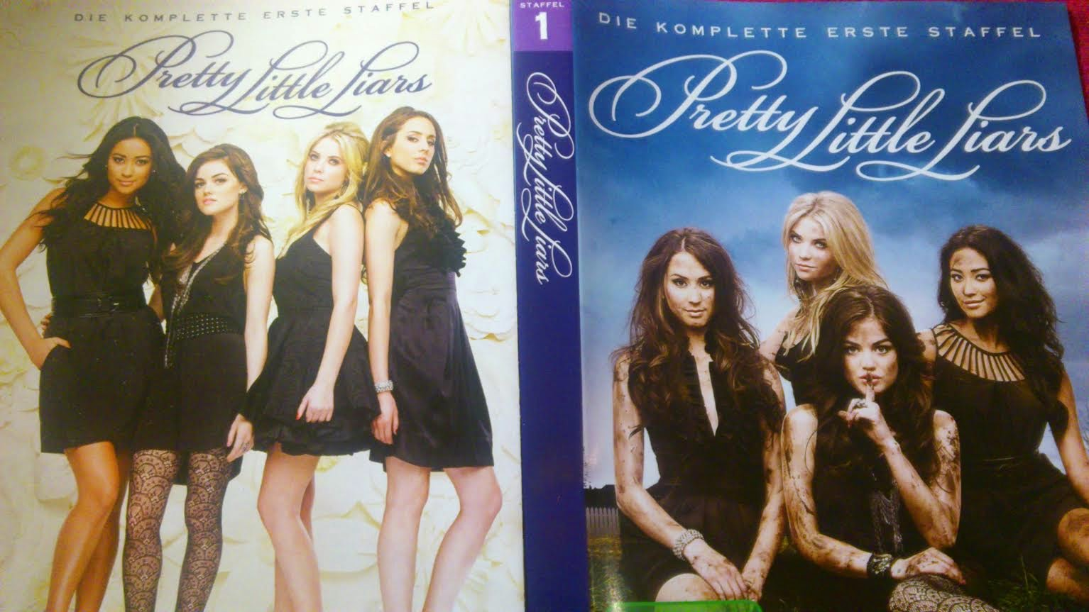 Pretty Little Liars Personal Review