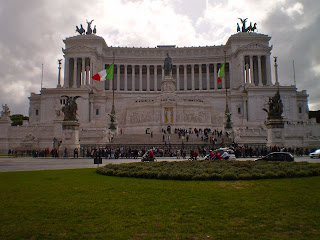 Monument to the Unknown Soldier, Rome - How to see Rome in a hurry, our Two day sightseeing whirlwind!
