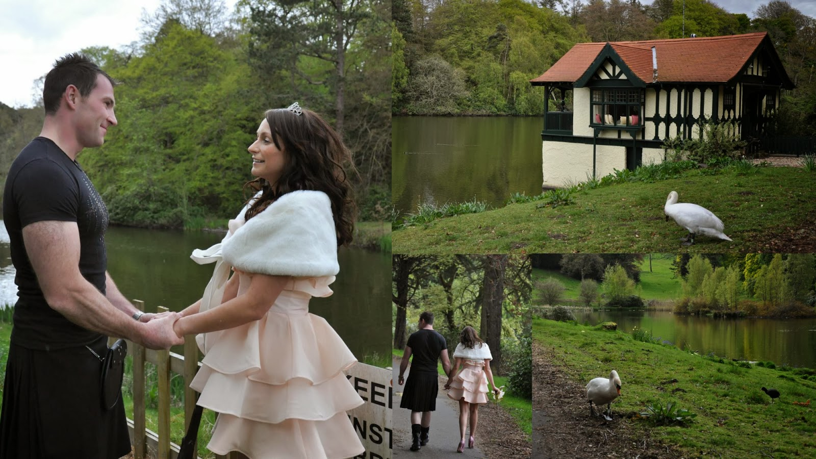 Notleymere cottage wedding
