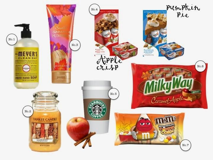 Carpe diem design fall flavors scents for Fall soap scents