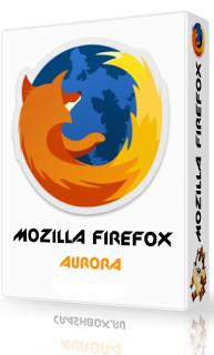 Mozilla Firefox Aurora 15