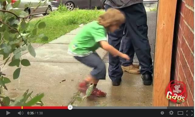 http://funkidos.com/videos-collection/funny-videos/kid-disappears-in-brick-wall-prank