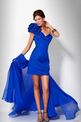 Dicas de Vestidos curtos para formatura  2012/2013- Fotos e modelos