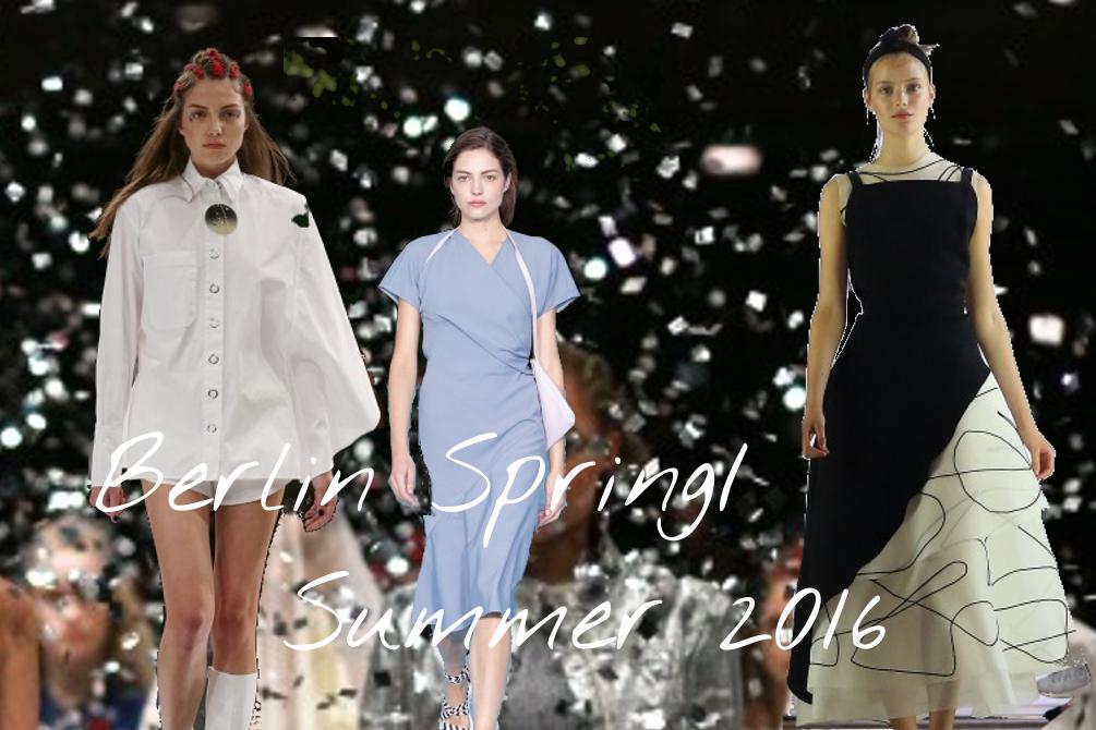 #MBFWB: Unsere Highlights der Fashion Week