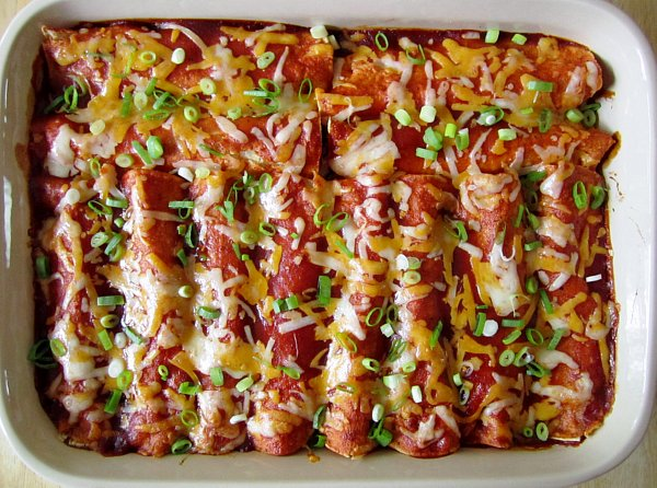 Mission food bbq chicken enchiladas monday september 10 2012 forumfinder
