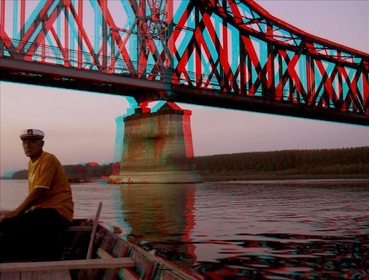 Kod starog mosta na Savi