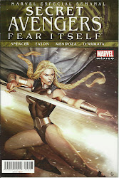 Fear Itself • Secret Avengers 2