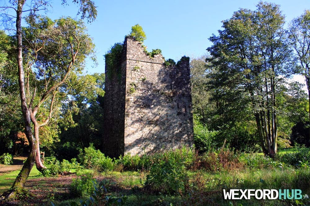 Norman Tower House at Johnstown Castle