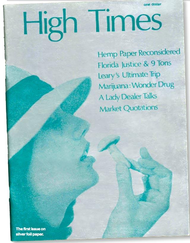 High Times # 1