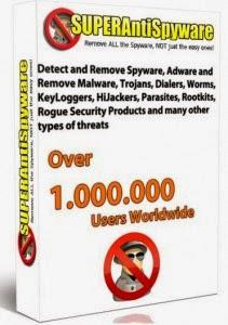Download-SUPERAntiSpyware 5.7.1018