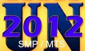 jawaban ujian nasional smp 2012,kunci jawaban ujian nasional smp 2012