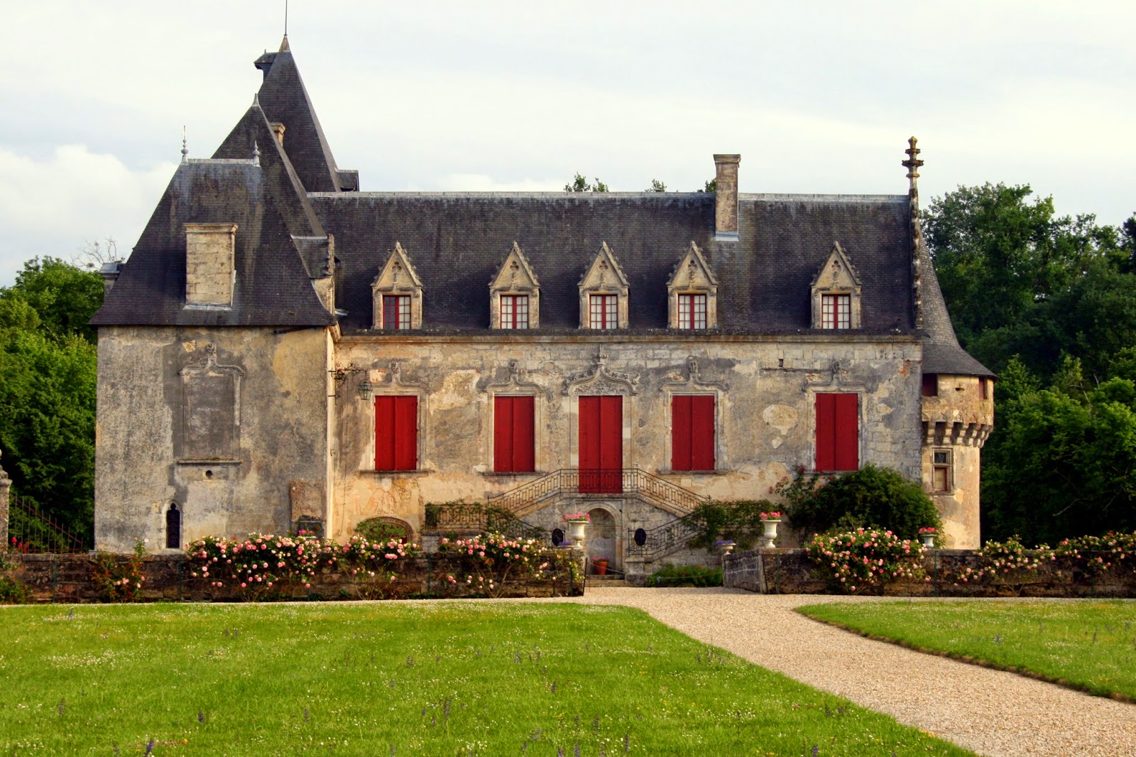 American mom in bordeaux f te des m res chateau olivier for Chateau olivier