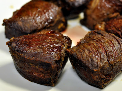 Browned Boneless Beef Short Ribs - Photo by Taste As You Go