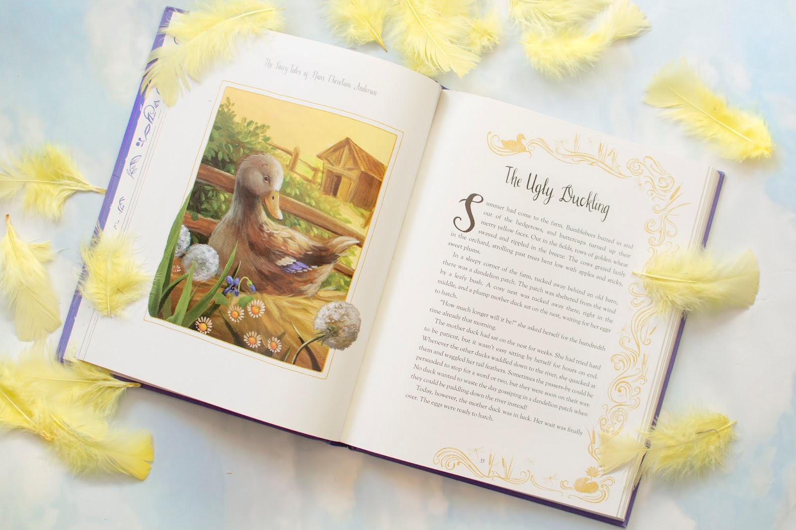 the fairy tales of hans christian andersen parragon book buddies