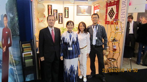 2010 IFTM International French Travel Market, Paris