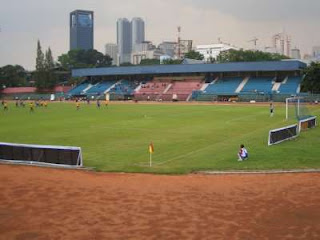 Stadion Kuningan Yang Akan Di Pakai PERSITA TANGERANG