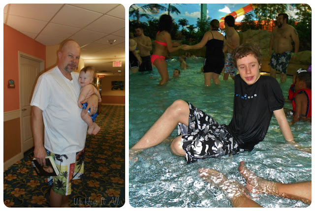 KeyLime Cove Indoor Waterpark Resort, Gurnee IL