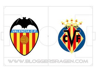 Prediksi Pertandingan Valencia vs Villarreal