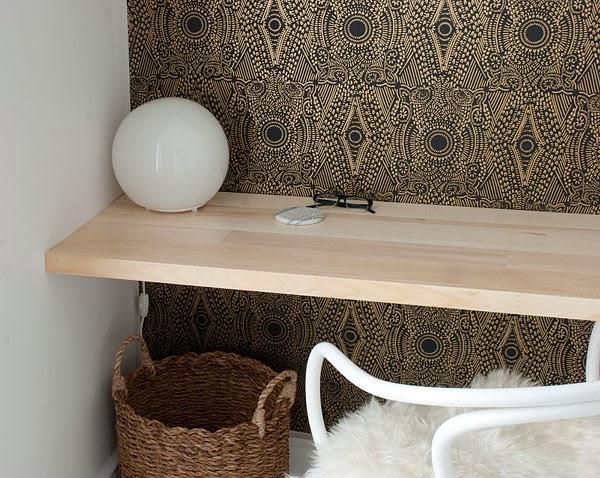 Regal zum Selbermachen - selbst Holz wählen, zuschneiden lassen und mit einfachem Werkzeug an der Wand befestigen!