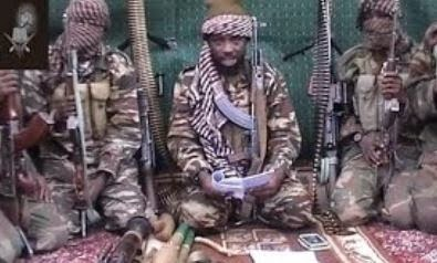 America fiddles while Boko Haram kills and giggles. (Screen capture from YouTube video)
