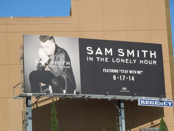 Sam Smith In the Lonely Hour music album billboard