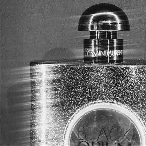 Black by Yves Saint Laurent