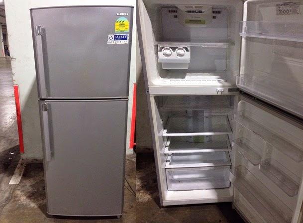 toshiba hybrid guard system fridge manual