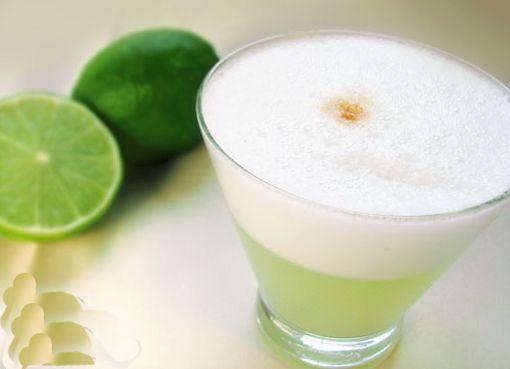 Tertulias culinarias espuma pisco lim n y acci n - Espuma de limon ...